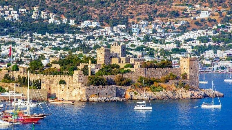 THINGS TO DO IN BODRUM